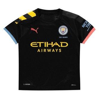 T-shirt manches courtes Manchester City