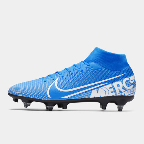 Mercurial Superfly Academy DF SG, Crampons de Football pour hommes