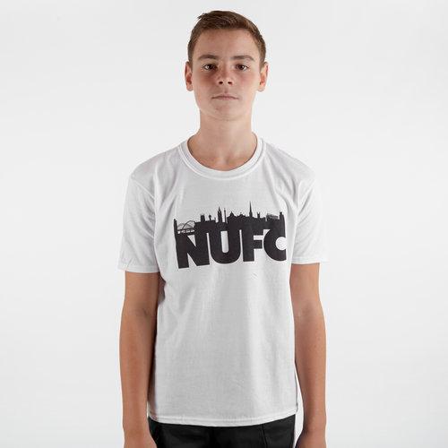 T-shirt pour enfants, Newcastle United Skyline