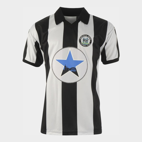 Polo pour hommes Newcastle United Football Club domicile 1982