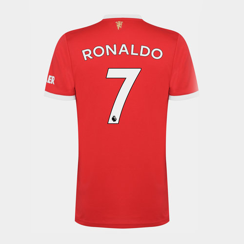 Manchester United Domicile Ronaldo Maillot