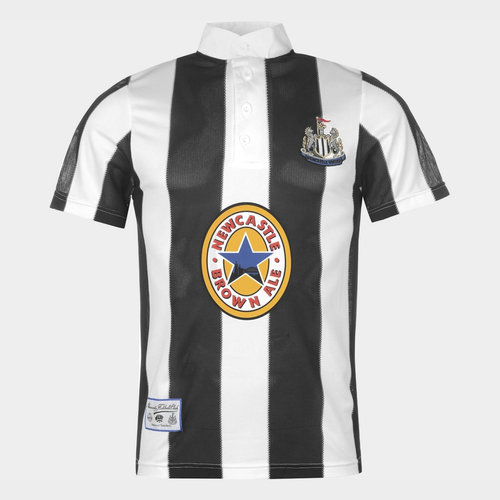 Maillot pour hommes, Newcasttle United 1986